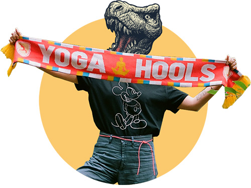 Yoga Hools - szalik